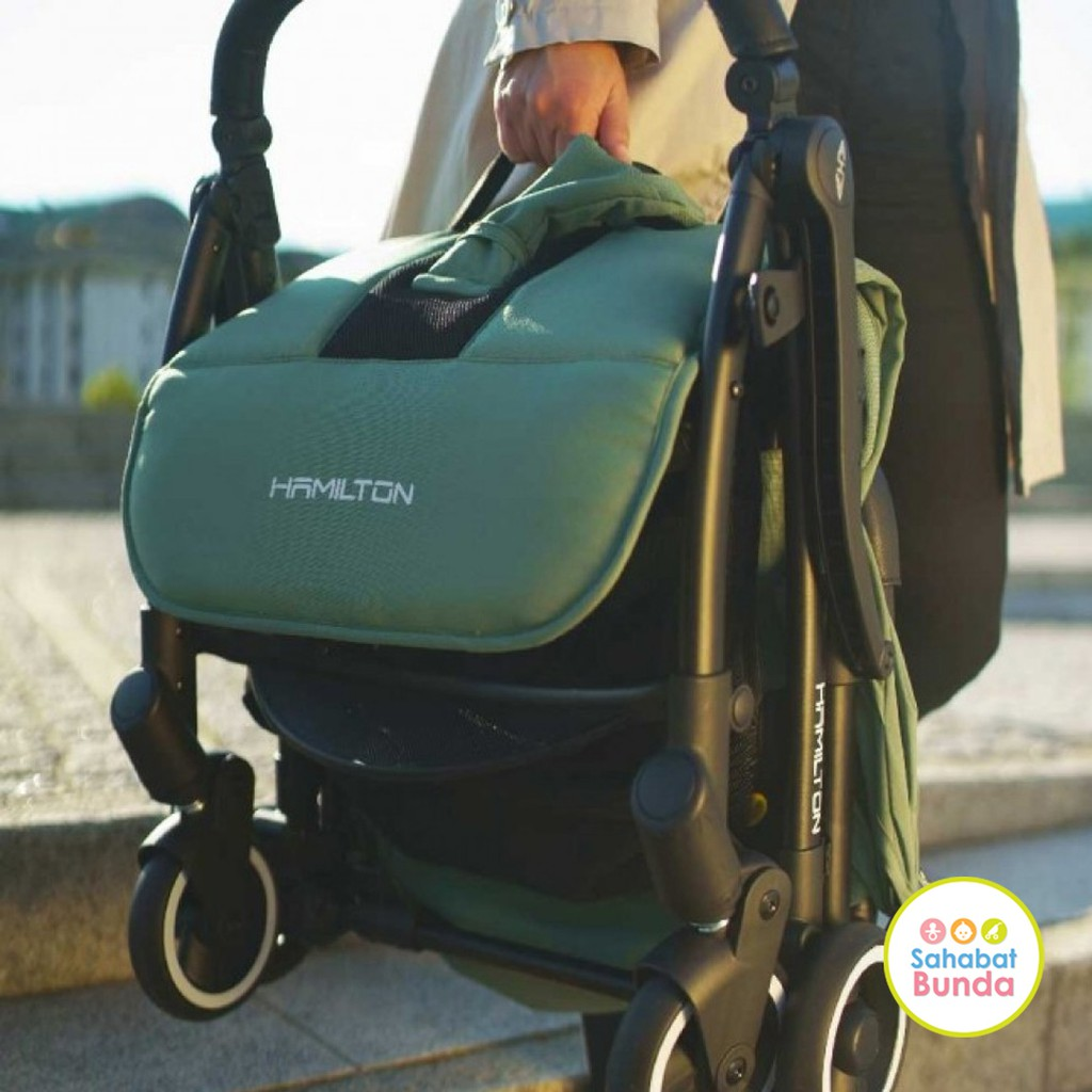 40++ Hamilton stroller x1 review info