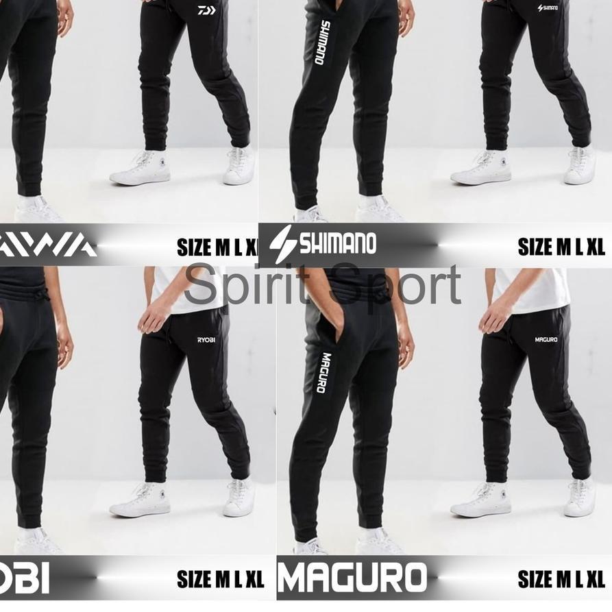 Lagi Murah Celana Joger Mancing Bermacam Pilihan Bebas Pilihan Celana Sport Mancing Bermacam Pil Shopee Indonesia