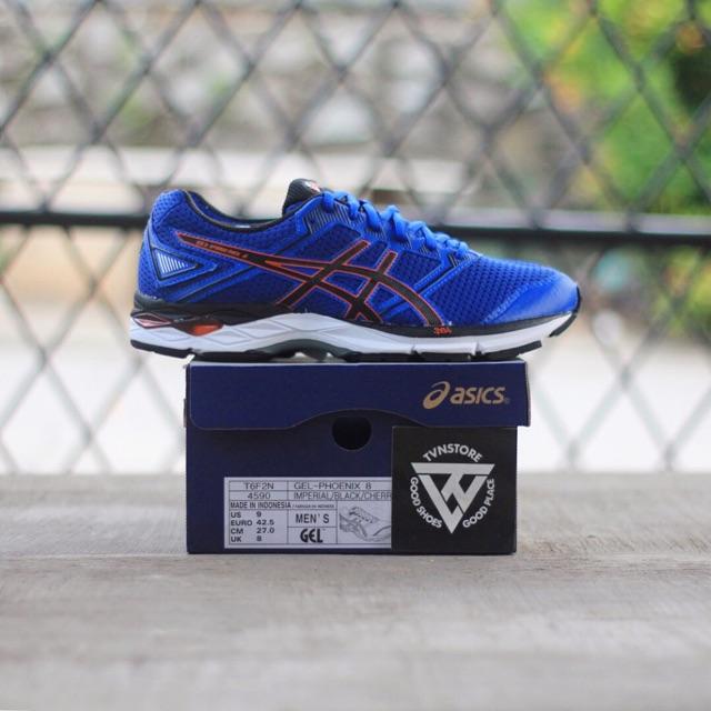 Sepatu Running Men Asics Gel Phoenix 8 ORIGINAL 100%  141a3b3599