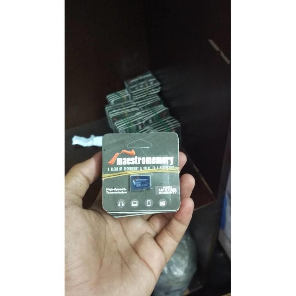 Microsd Class 10 8gb Sein Shopee Indonesia Maestro 52mb S Memory Hp