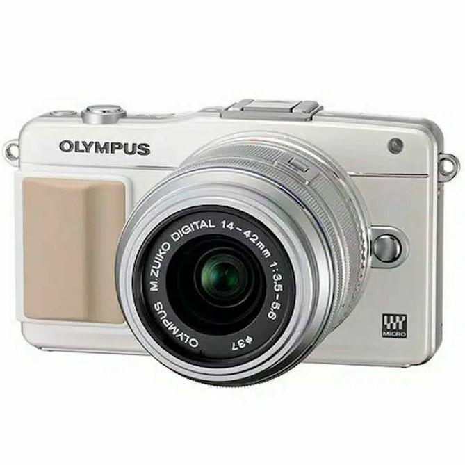 Olympus E PM2 Kit 14-42mm II R Kamera Mirrorless NEW