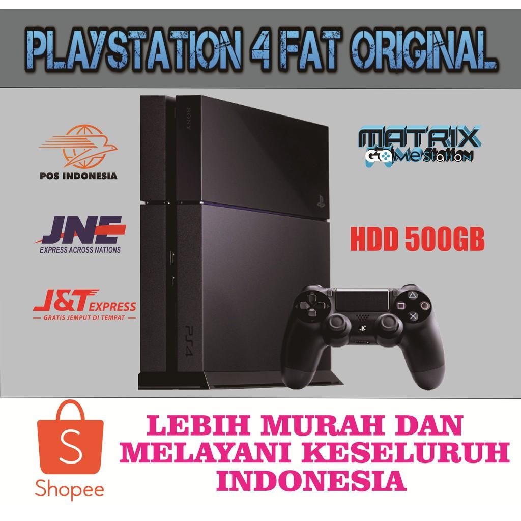Promo Harga Garansi 3 Bulan Playstation Fat Ps3 320gb Full Moeszaffir Kumari Twist Lock Hand Bag Pink Ampamp Turquoise 160gb 2 Stick Games Shopee Indonesia Game Developer