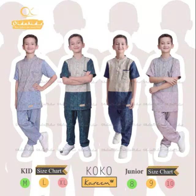Koko Anak Kareem by Oidokids