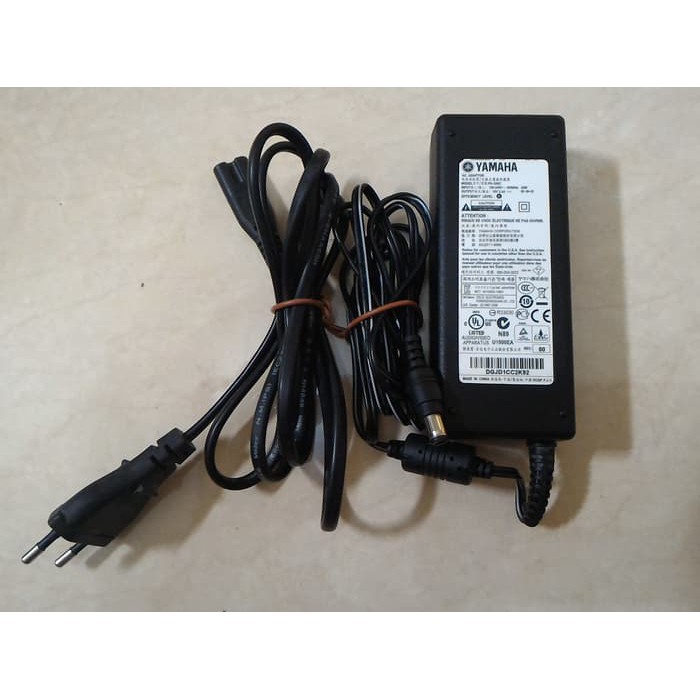 AC Adapter Power Supply For Yamaha Keyboard PSR-1000 PSR-1100 PSR-1500 PSR-2000