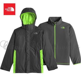 cc1764a8f90f ... Boys Vortex Hooded Triclimate Jacket Original jacket TNF anak. suka  1