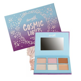 Barry M Cosmic Lights Highlighting Palette Highlighter Palette thumbnail