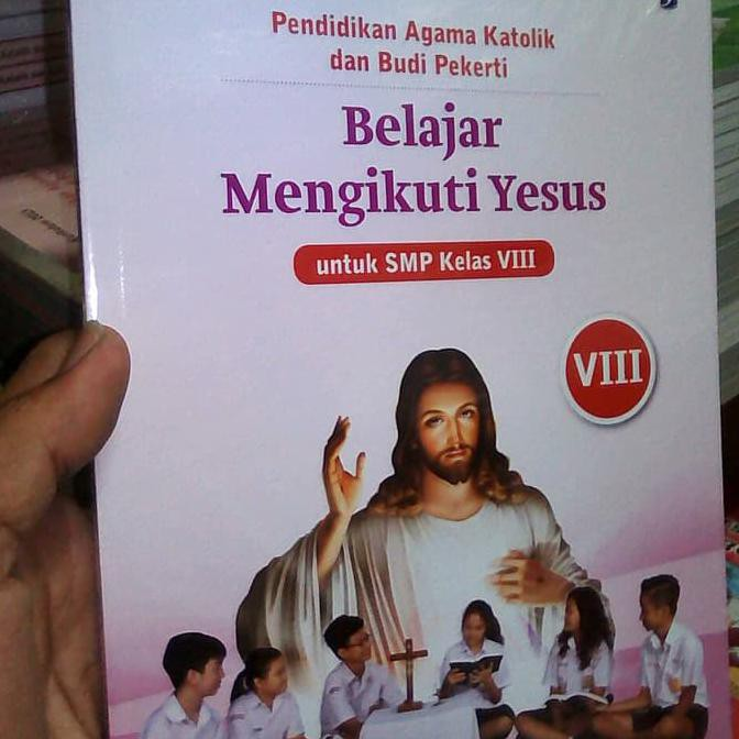 Buku Agama Katolik Kelas 8