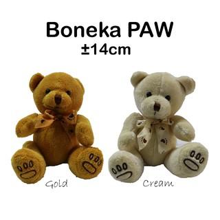 Boneka Paw - Murah ±14 CM - Jual Boneka - kado - hadiah - doll - teddy bear  - bloombox  80421cc809
