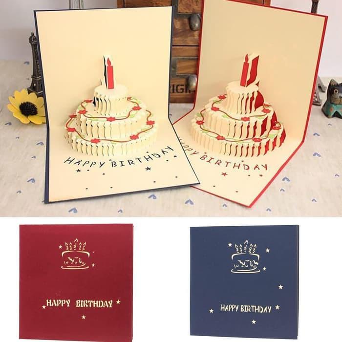 Gambar Kartu Ulang Tahun Unik - kartu ucapan keren