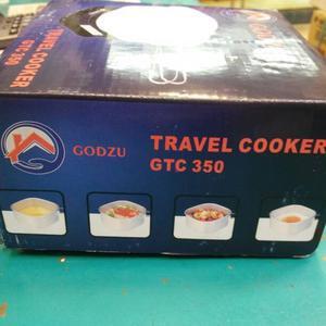 Travel Cooker Kecil Godzu 1 Liter 350 Watt GTC-350 Cooker Mini Listrik | Shopee Indonesia