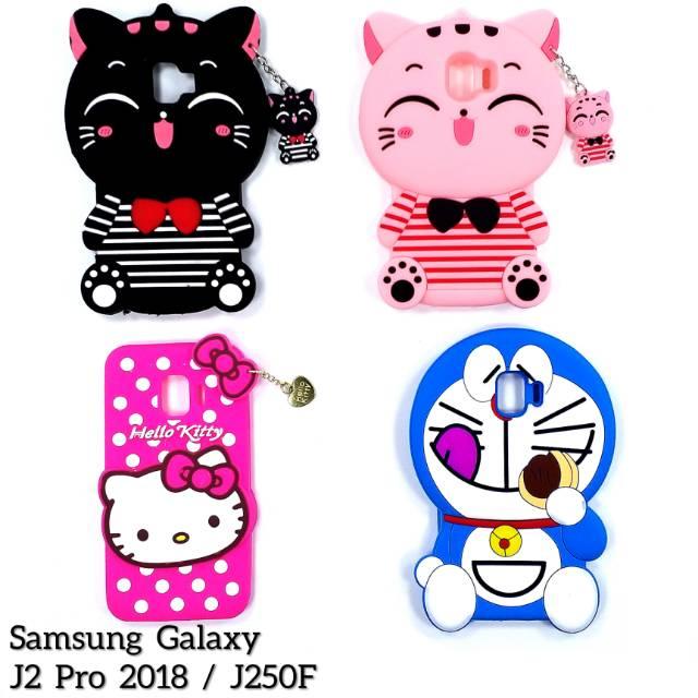 Case Karakter Boneka 3d Samsung Galaxy J2 Pro 2018 J250 Casing Karakter 4d Shopee Indonesia