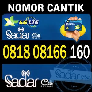 Nomor Cantik XL 0818 0816 Dobel Operator 4G LTE seri langka murah 0818   Shopee Indonesia