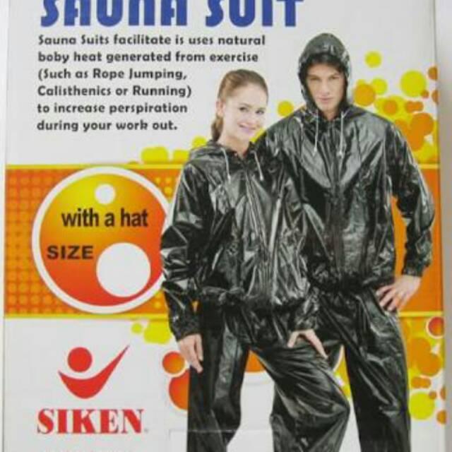 Jaket Sauna Nike