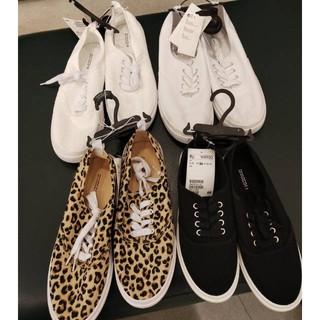 Sale Sepatu Sneakers H M New Arrival 3 Tali Best Seller Shopee