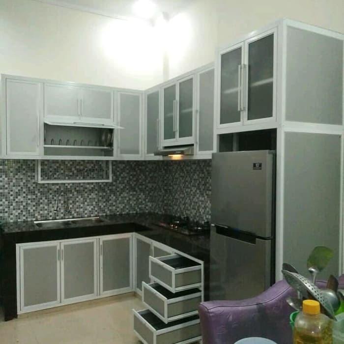 Kitchen Set Aluminium Shopee Indonesia