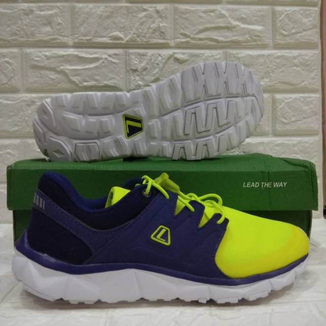Sepatu League Kumo Chi U Original BNIB