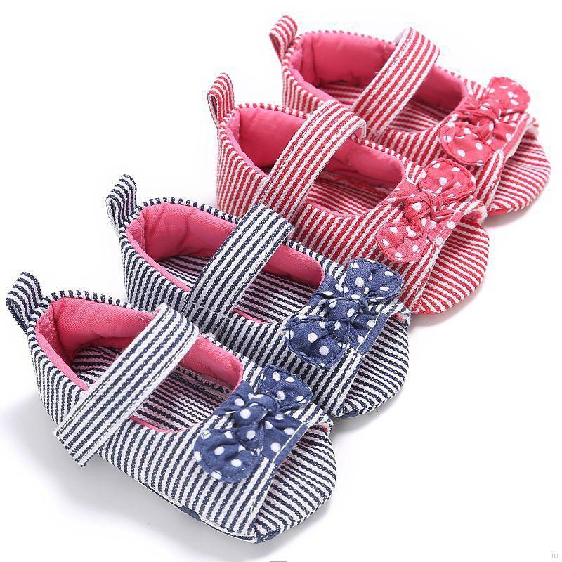Sepatu Lucu Bayi Perempuan Baru Lahir Dengan Alas Sepatu Lembut