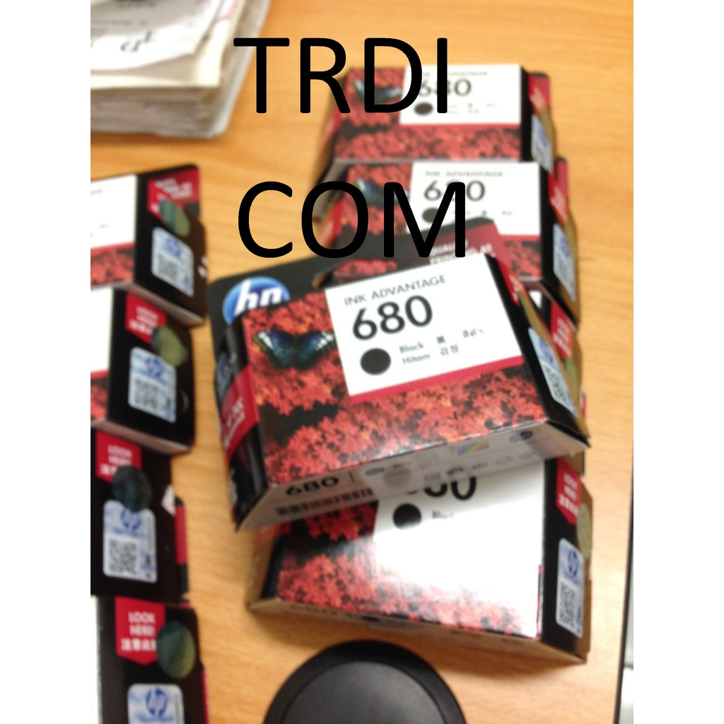 Up To 58 Discount From Tinta 680 Colour Cartridge Hp Black 1115 1118 2135 3635 3835