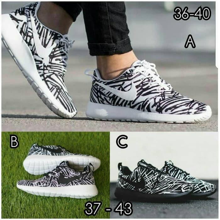 Sepatu Couple Nike Rosherun Premium Sepatu Couple Murah Nike