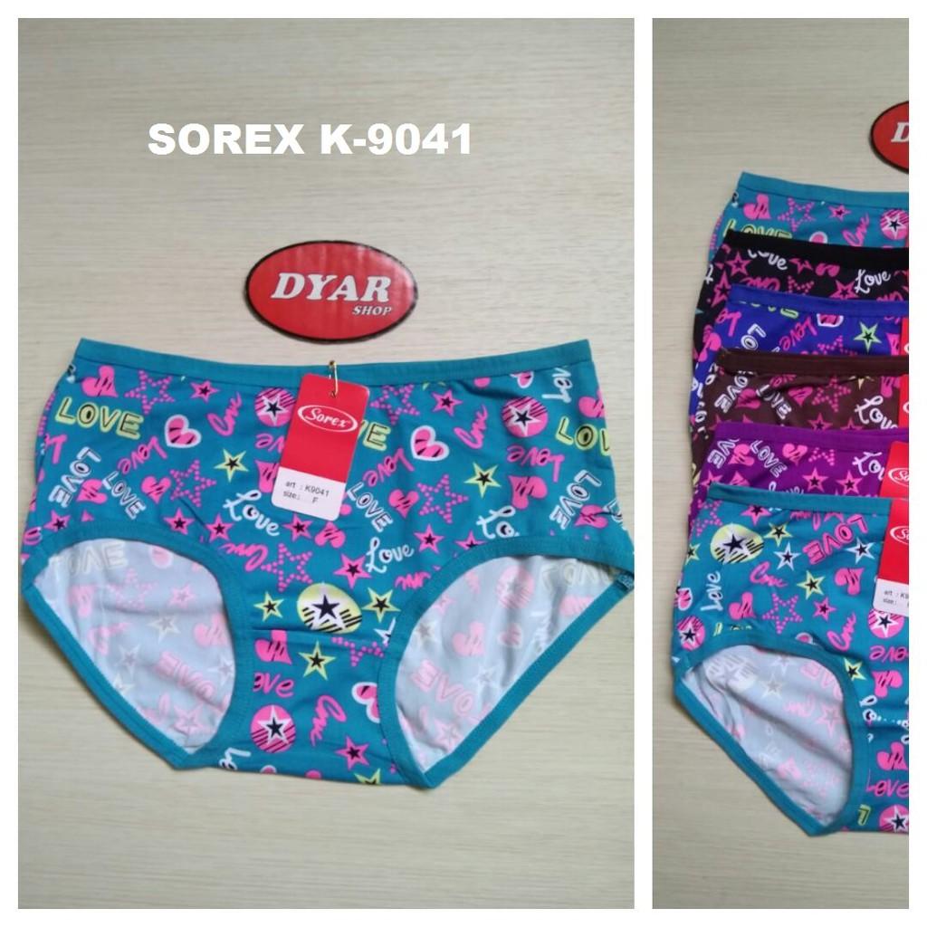 Sorex Celana Dalam Wanita Cd 1239 Random Colour 5 Pcs Daftar Harga Flower 76503 6 Page 4 1 Lusin Source