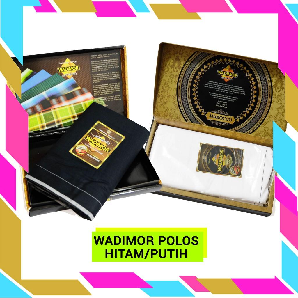 Sarung Tenun Wadimor Motif Manik Shopee Indonesia Darussalam