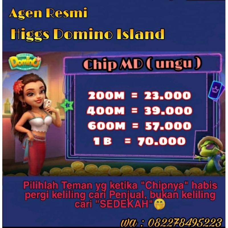 CHIP UNGU/KOIN MD 1M MURAH