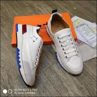 Harga Hermes Sepatu Pria Sneakers Terbaik Juli 2020 Shopee