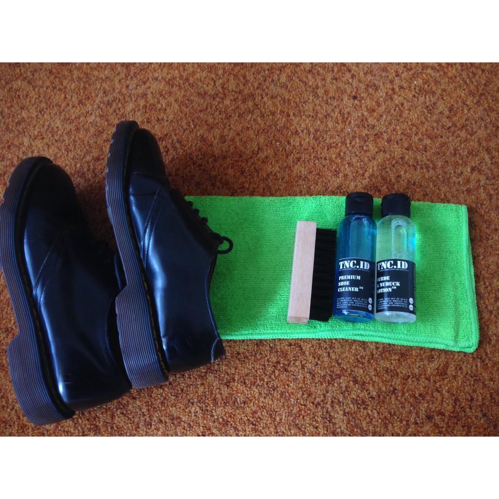 Suede Kit I 100 Ml Shoe Cleaner Pembersih Sepatu Suede Bludru
