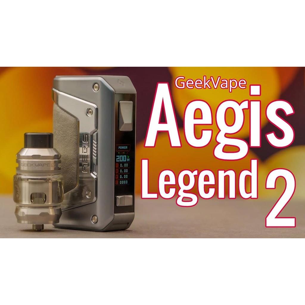Geekvape Aegis Legend 2 Mod Kit 200W with Z Sub Ohm Tank Authentic