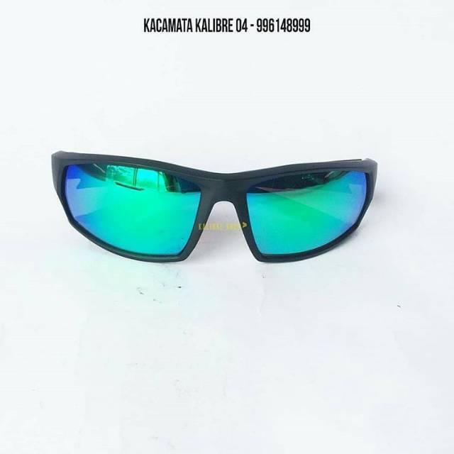 Kalibre Eyewear Kacamata Hitam Pantai Beach Fashion Sunglasses Anti ... 812b360eca