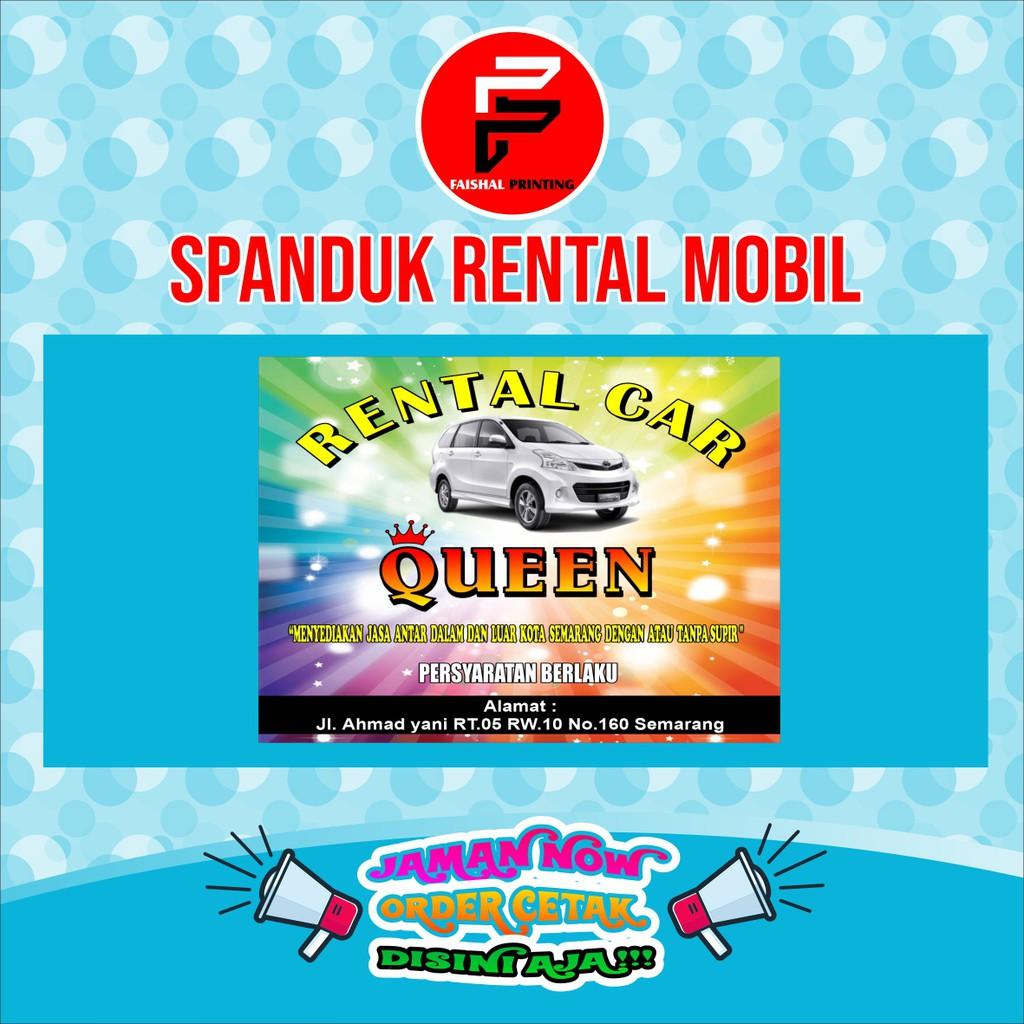 34 Gambar Spanduk Rental Mobil Terkini Lingkar Png