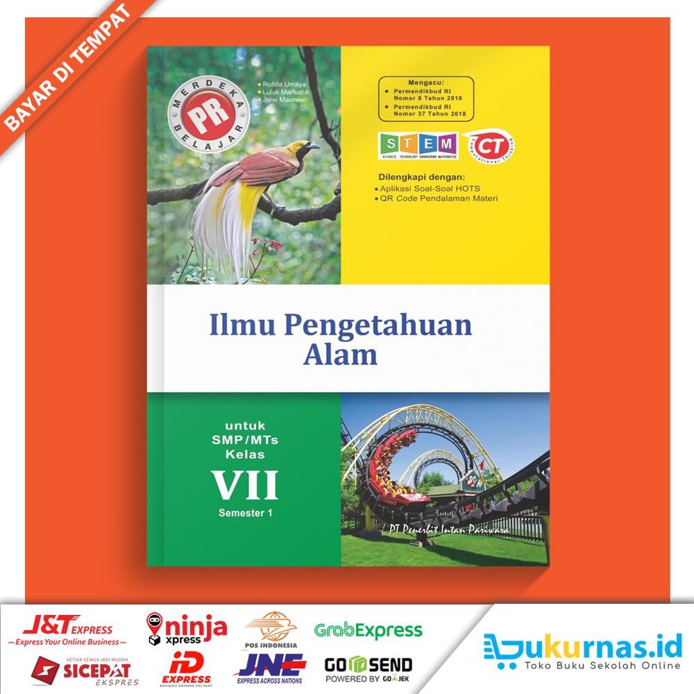 Buku Pr Ipa Smp Kelas 7 Semester 1 Lks Intan Pariwara 2020 2021 Shopee Indonesia