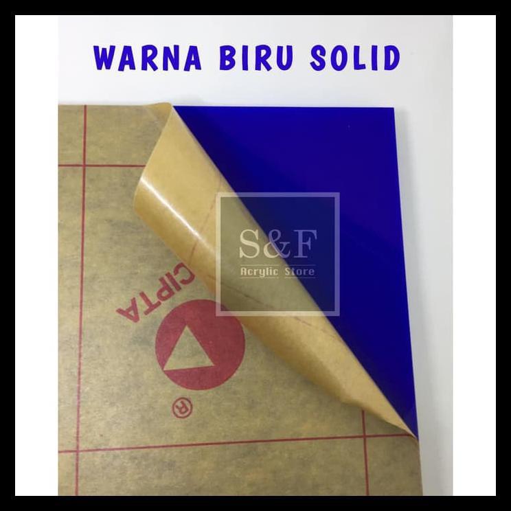 Akrilik Warna 3Mm / Akrilik Lembaran / Acrylic Lembaran / Akrilik / A4