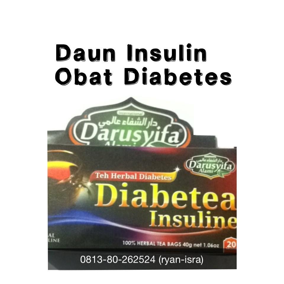 PALING DICARI !!! sip kapsul daun insulin obat diabetes anti oksidan ginjal | Shopee