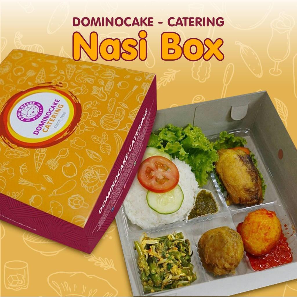 Nasi Box Kotak Catering Nasi Box Nasi Catering Paket 1