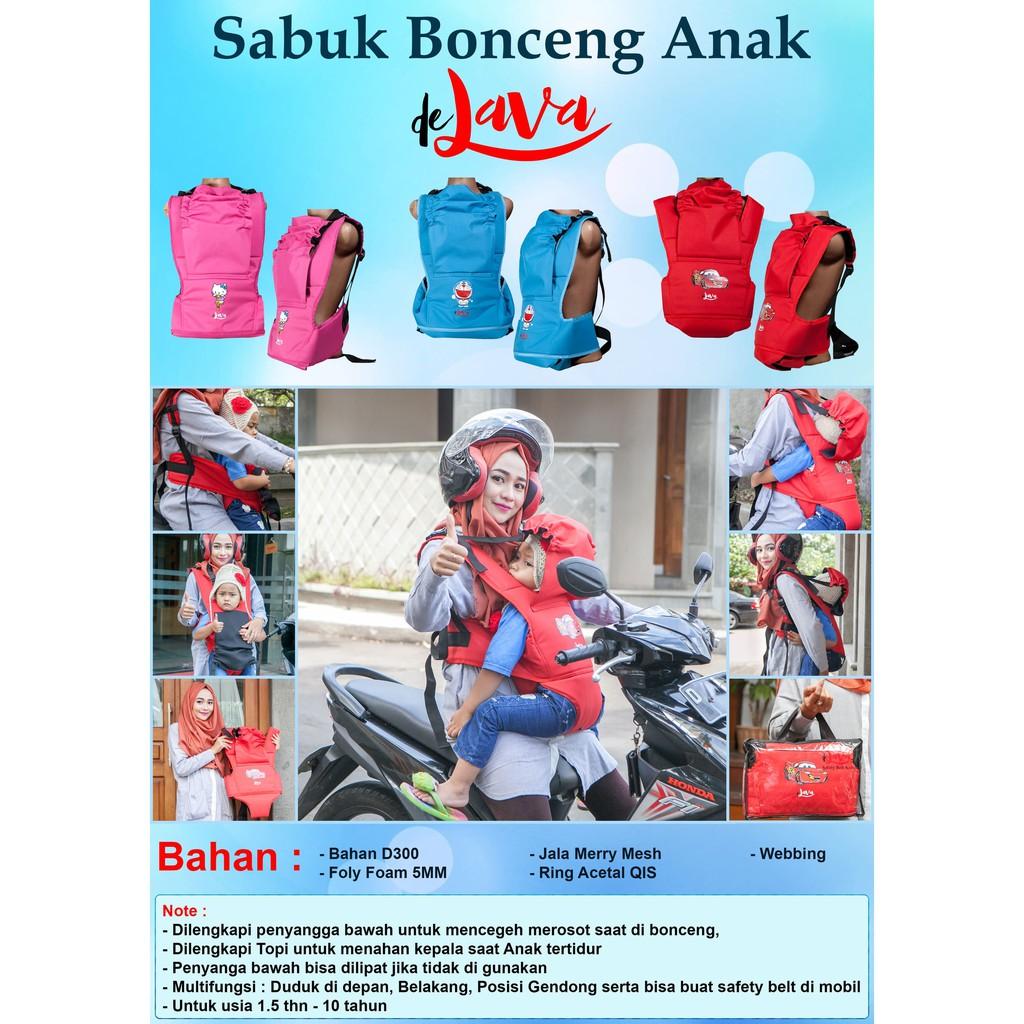 Promo Fg Otomotif Sabuk Bonceng Anak De Java Penahan Pantat Motor Apro Safety Belt Untuk Shopee Indonesia