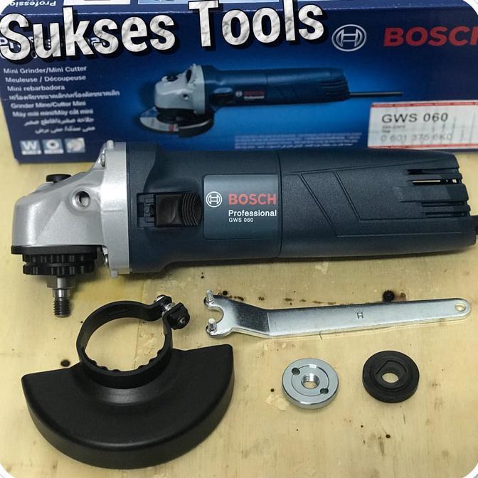 Handle / Pegangan Samping Mesin Gerinda BOSCH GWS 060 / 5-100 / 7-