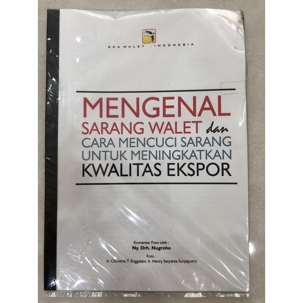 Buku Tentang Budidaya Walet 2 Shopee Indonesia