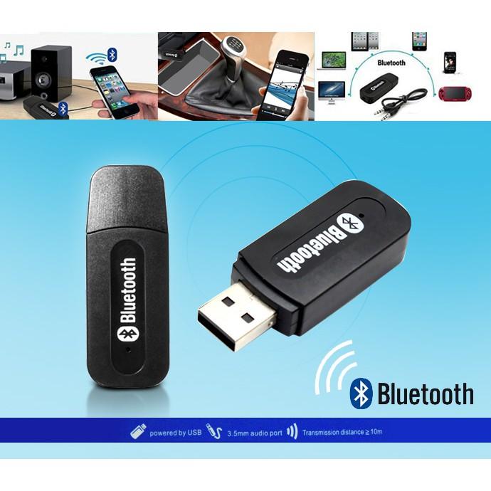 Wireless Usb Bluetooth Audio Music Receiver Adapter Penghubung Hp Ke Speaker Tanpa Kabel Shopee Indonesia