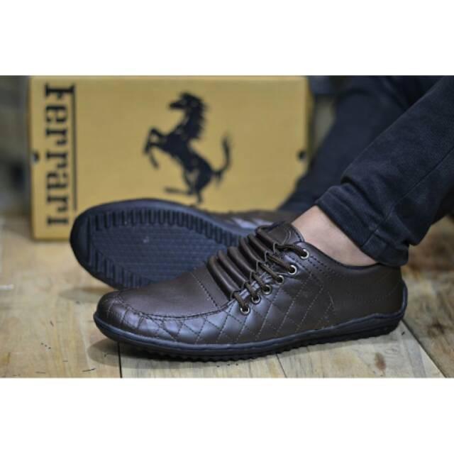sepatu ferrari - Temukan Harga dan Penawaran Sepatu Kasual Online Terbaik - Sepatu  Pria Januari 2019  ae51ba405a