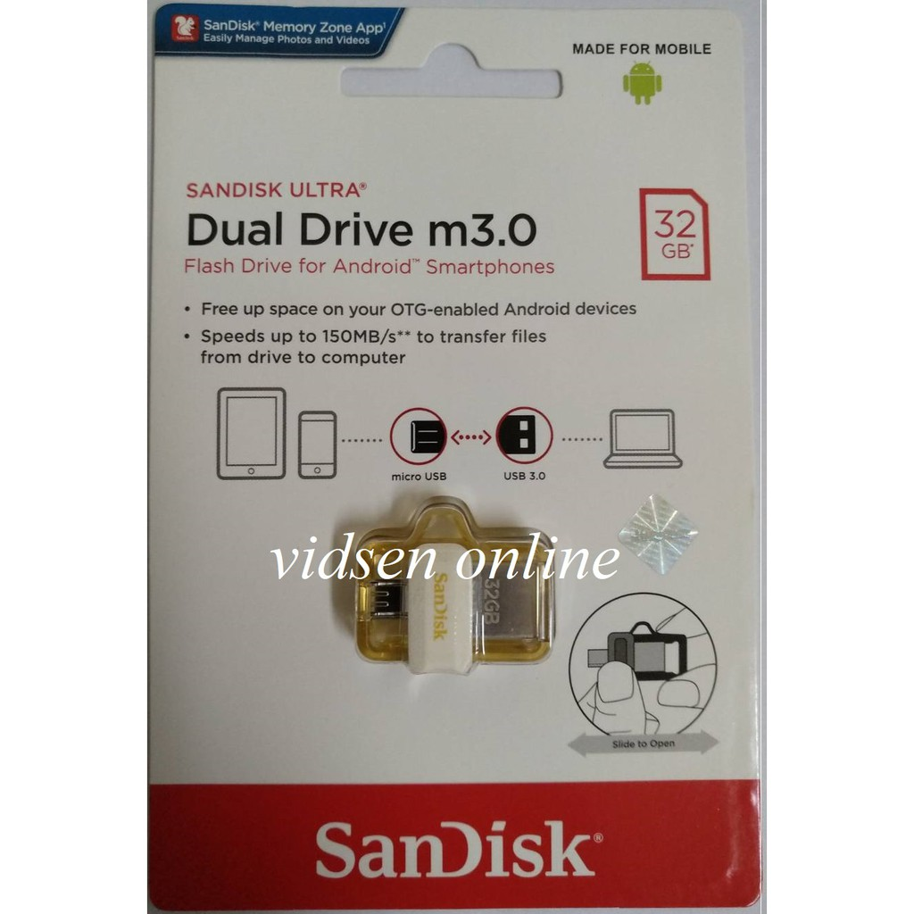 Sandisk Flashdisk Otg Type C 16gb Usb 31 Up To 130mbps Shopee 32gb 150mb S 30 Dual Drive Garansi Resmi Indonesia