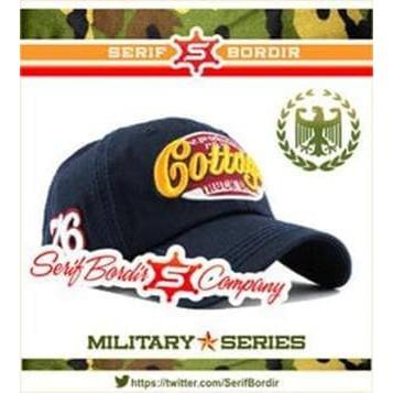 Cepat Beli Topi Baseball Custom Japstyle Cottage Navy Biru Dongker Bordir  Import Terbaru  b6f7a24bcd