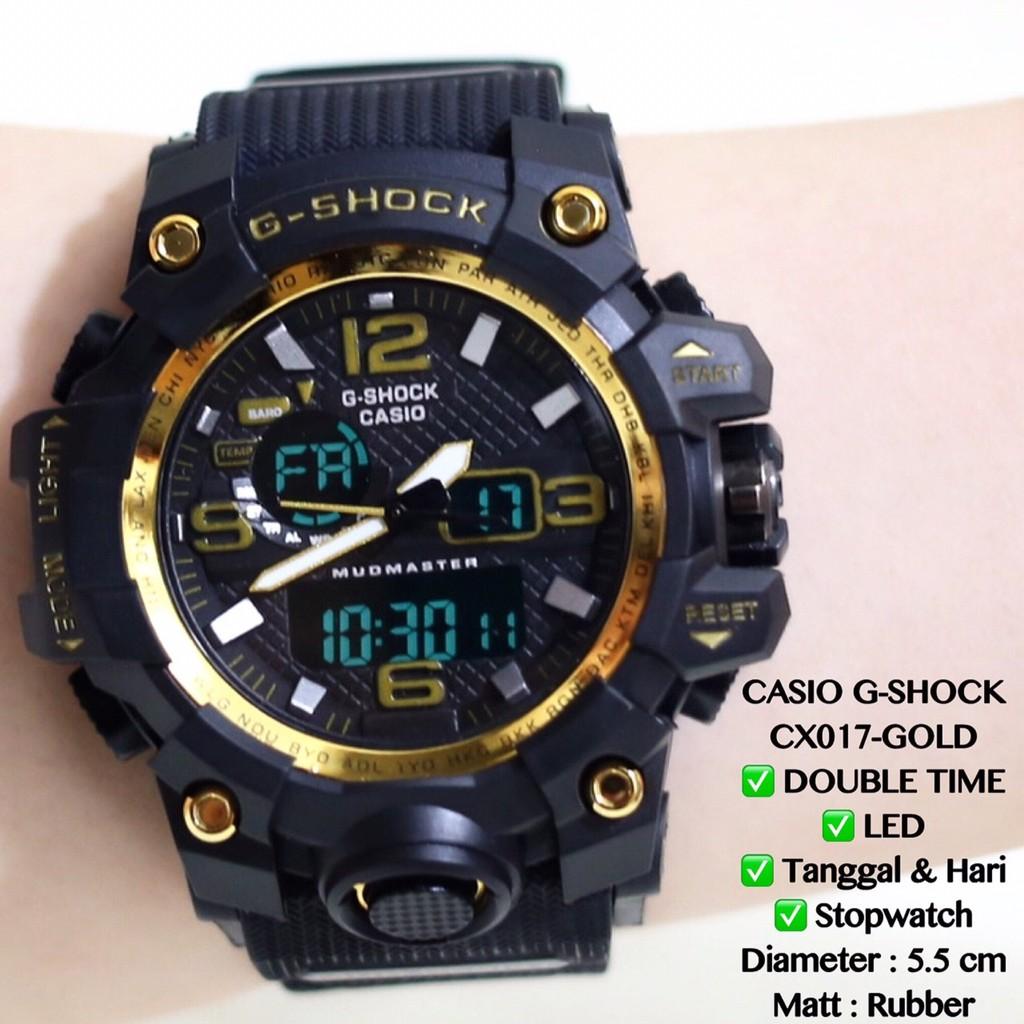 Jam Tangan Sports Casio G-Shock Hybrid Pria Gravitymaster GPW-1000RG ... 9852737909