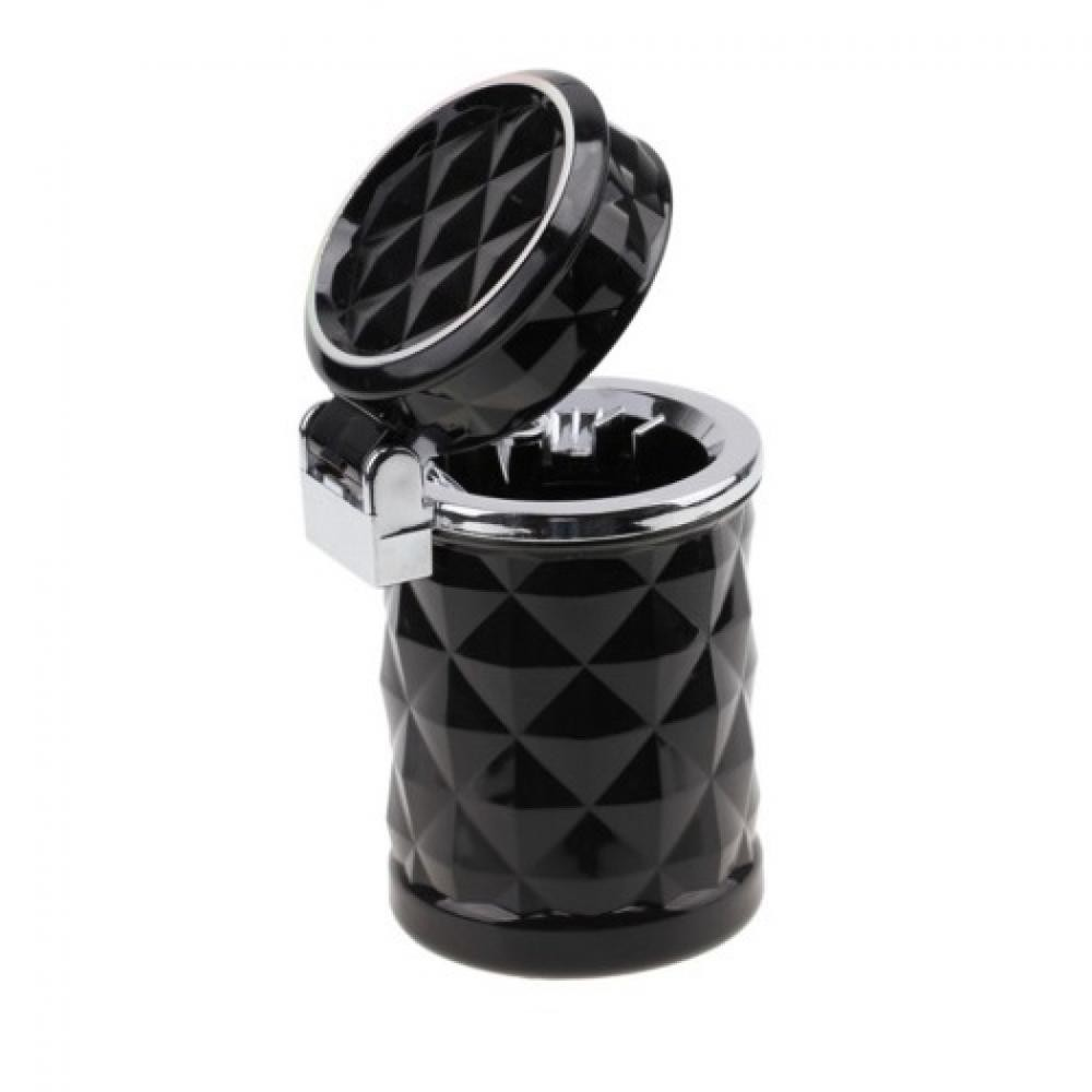 Car Ashtray Cup Asbak Mobil Tempat Abu Rokok Lampu Led Shopee Mini Indonesia