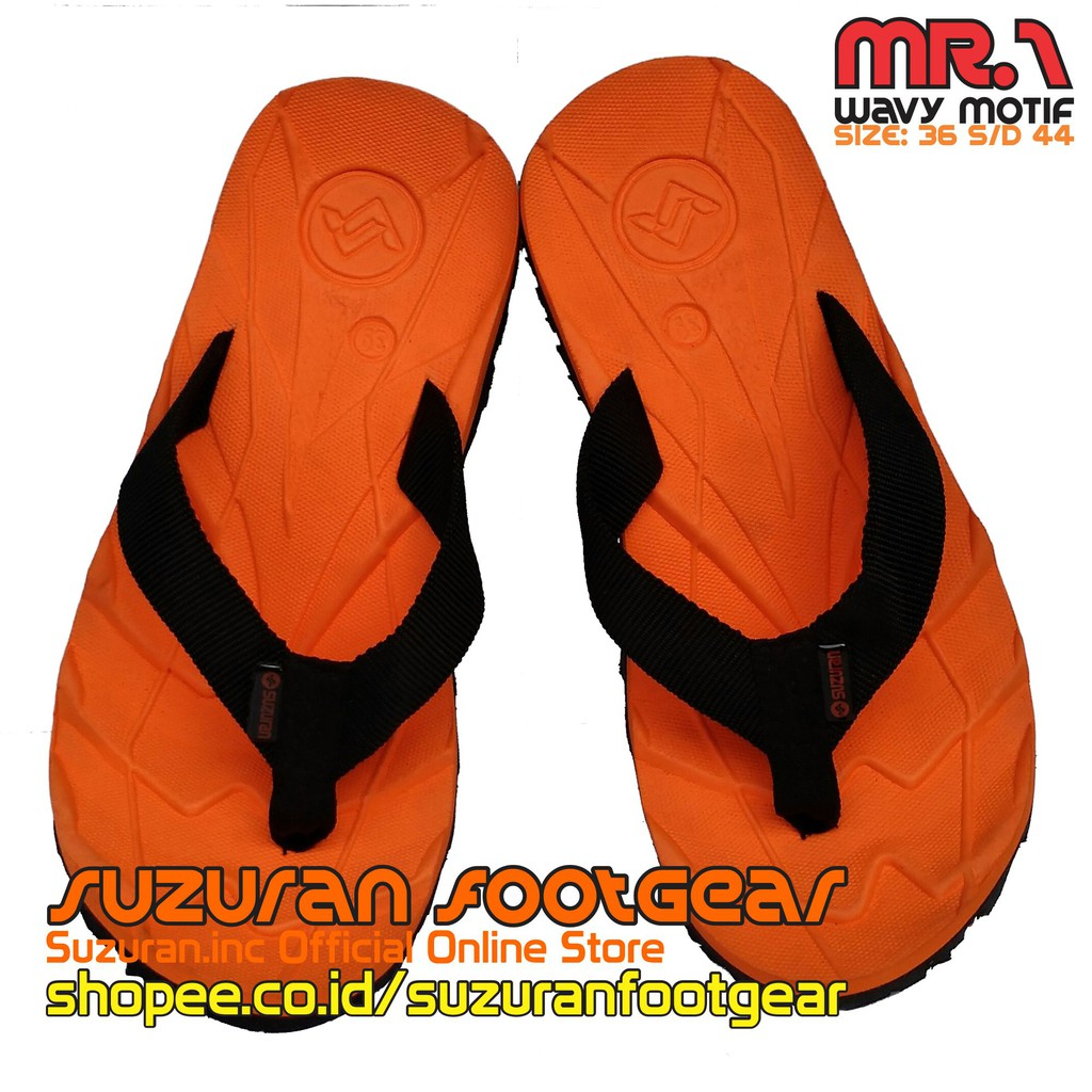 Suzuran Sandal Gunung Flip Flop Mr2 Green Light Shopee Indonesia Cross Thumb Brown