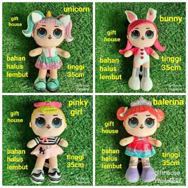 boneka lol surprise unofficial  shopee indonesia