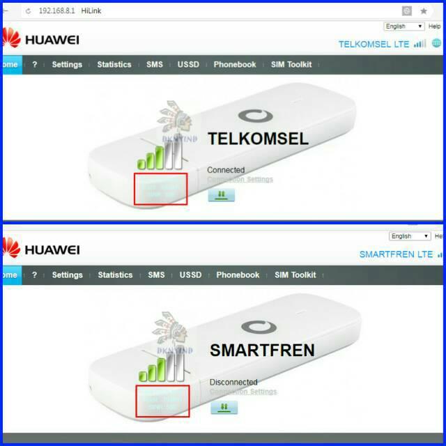 Huawei E3372 Airtel Vodafone E3372h 607 Best Version Bisa