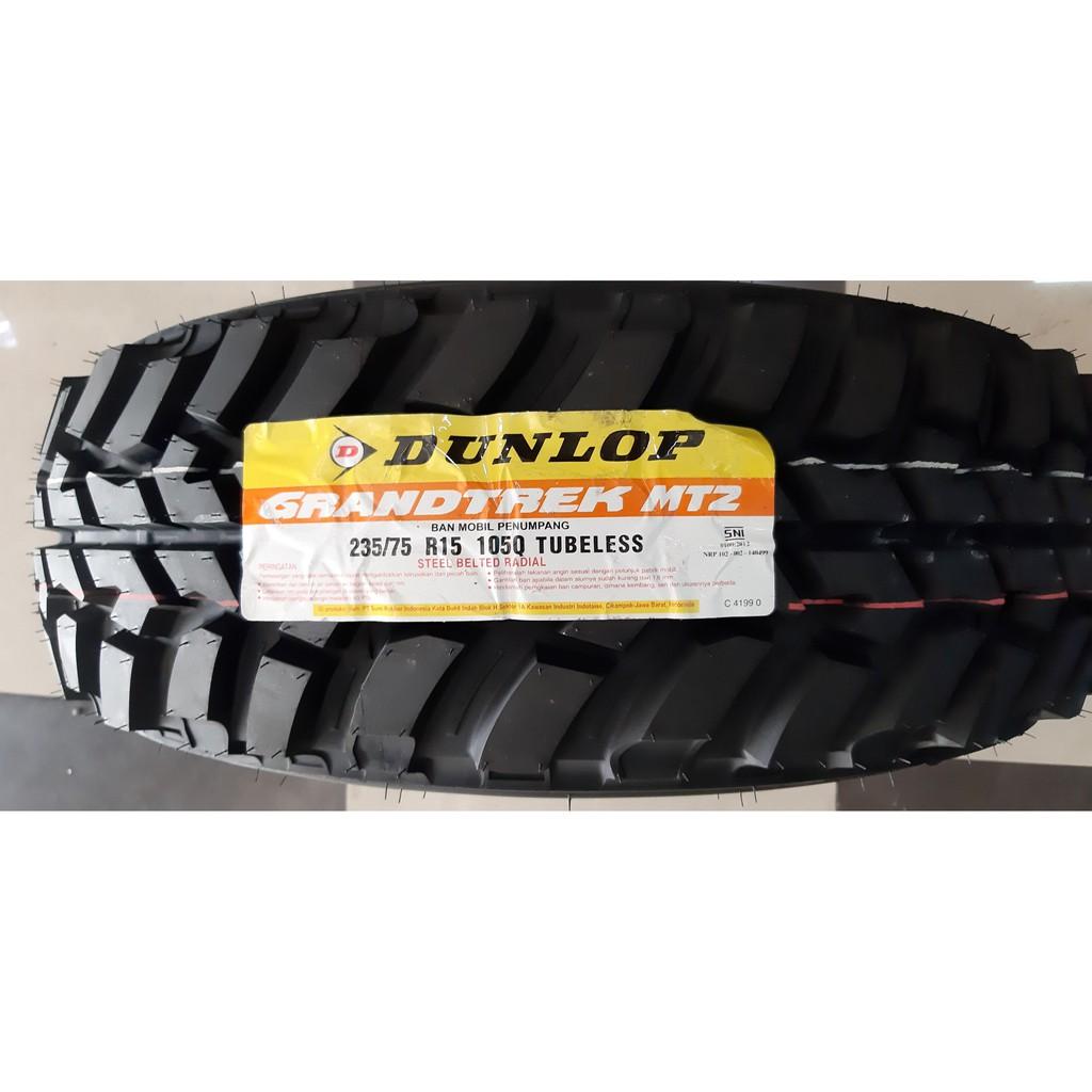 Ban Dunlop 235/75 R15 MT2