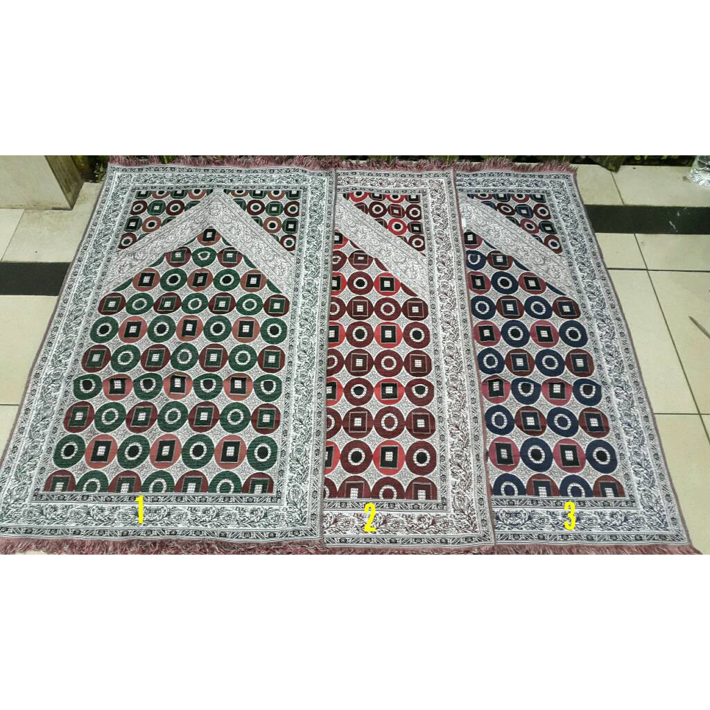 Import Sajadah Kompas Termurah Shopee Indonesia Pocket Prayer Mat