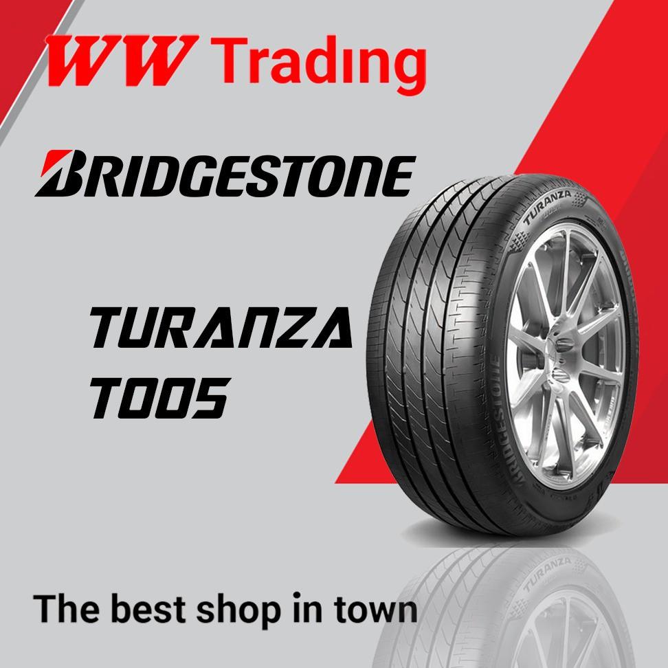BAN BRIDGESTONE TURANZA T005A 215/60 R16/ 215 60 16